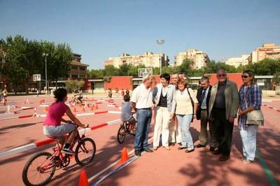 La Paeria ha construït més de 3 kilòmetres de carril bici en l'últim any