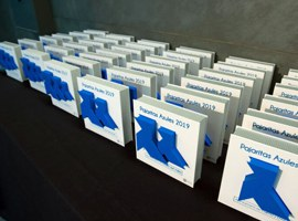 La Paeria rep el premi per la seva excel·lent gestió en la recollida selectiva de paper i cartó per quart any consecutiu