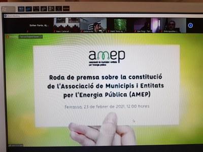 La Paeria s'integra en la nova Associació de Municipis i Entitats per l'Energia Publica (AMEP)