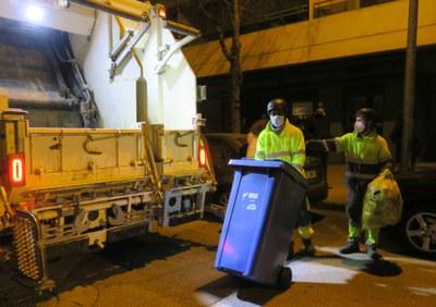 La recollida de residus porta a porta de Lleida, experiència referent
