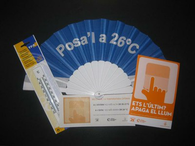 Les Ecoentitats de Lleida es comprometen amb l'estalvi energètic