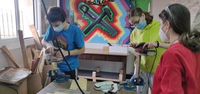 Les escoles de Lleida segueixen treballant per la sostenibilitat malgrat la pandèmia