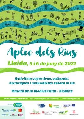 Lleida celebra l'Aplec dels Rius aquest cap de setmana