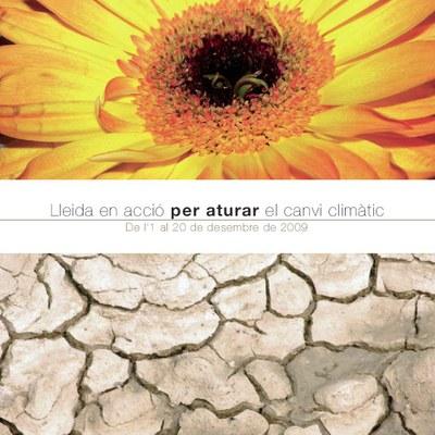 Lleida en acció per aturar el canvi climàtic