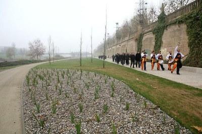 Lleida guanya un gran passeig al marge dret del riu Segre