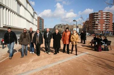 Lleida guanya un nou passeig de gairebé mig kilòmetre a Cappont