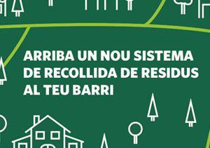 Imatge de la notícia Lleida inicia avui el nou sistema de recollida de residus porta a porta als barris de Ciutat Jardi i Vila Montcada