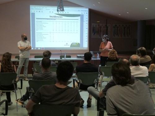 Imatge de la notícia Lleida, model de recollida selectiva Porta a Porta