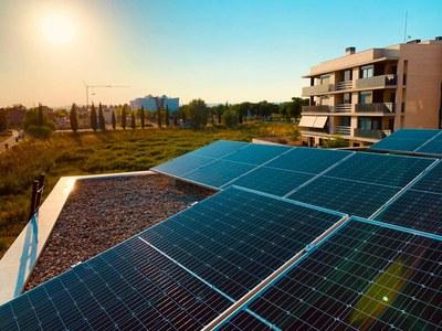 Lleida, sisè municipi català amb més instal·lacions d'energia fotovoltaica
