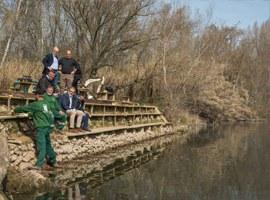 Més de 140.000 persones visiten la Mitjana el 2018 per fer-hi esport o gaudir de l'entorn