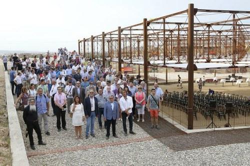 Imatge de la notícia Obre el nou Museu del Clima i la Ciència de Lleida