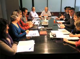 Presenten l'Ordenança de l'Horta a la Comissió Territorial