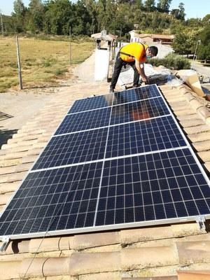 Raimat impulsa l'autogeneració d'energia verda amb una compra col·lectiva de plaques solars fotovoltaiques per a autoconsum