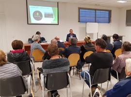 Una vintena de productors agroalimentaris de proximitat ja poden usar la marca Horta de Lleida