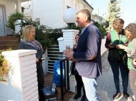 Imatge de la notícia Visites domiciliàries als 1.200 habitatges de Ciutat Jardí i Vila Montcada per explicar el nou sistema de recollida domiciliària de residus porta a porta