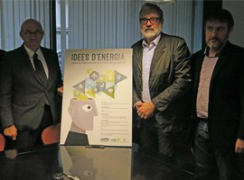 Imatge de la notícia Concurs d'idees per a la millora en estalvi i en eficiència energètica a la ciutat