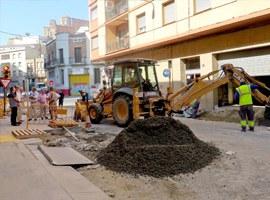 Imatge de la notícia El carrer dels Comtes d'Urgell tindrà més vorera, més aparcament i arbrat