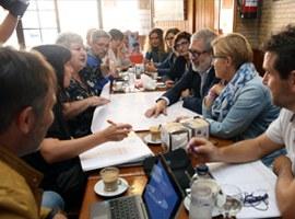 """Fèlix Larrosa: """"'Barri a Barri' és un projecte de participació i de bilateralitat amb els representants veïnals"""""""
