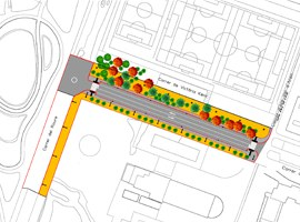 L'Ajuntament de Lleida contracta els treballs d'urbanització de l'entorn del nou complex esportiu municipal de Ciutat Jardí