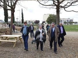 L'Ajuntament de Lleida millora del Parc Joan Oró de la Bordeta