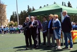 Imatge de la notícia La Paeria aprova el projecte dels camps de futbol de les noves instal·lacions esportives de Ciutat Jardí