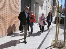 La Paeria iniciarà en breu els tràmits per licitar les obres de millora del segon tram del carrer Les Roses