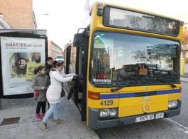 La Paeria realitza una vintena d'actuacions de millora en parades de bus i taxi de Lleida durant l'any 2017