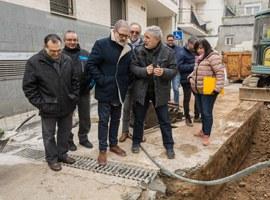 Imatge de la notícia La Paeria reforma el carrer Arboló dels Magraners amb nou clavegueram, pavimentació i plantes arbustives