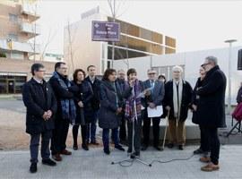 Lleida dedica una plaça a la mestra Dolors Piera, pionera en la renovació educativa i el feminisme i primera dona regidora a Barcelona