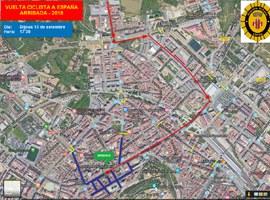 Lleida es prepara per ser seu d'arribada i de sortida de la Vuelta Ciclista a España 2018