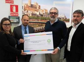Lleida reconeguda com a ciutat amb energia 100% renovable