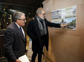Els ciutadans poden puntuar i opinar sobre els projectes seleccionats per a les places de l'Auditori i de la Panera
