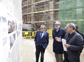 L'Ajuntament de Lleida rehabilita subsidiàriament l'Oratori dels Dolors del carrer Cavallers