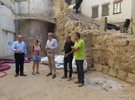 La Paeria avança en la renovació integral del carrer del General