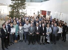 Imatge de la notícia L'alcalde destaca que el nou Poum innova per fer una ciutat més compacta i verda, que aposta per la regeneració urbana, la cohesió social i l'impuls a l'activitat econòmica