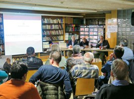 La Paeria presenta el nou Poum als col·legis professionals, al sector de la construcció i a les entitats del món veïnal i del tercer sector de Lleida