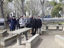 Imatge de la notícia L'Ajuntament invertirà 150.000 euros en la primera fase de remodelació de l'espai del Parc de Les Basses