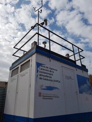 ECODESCOBERTA. Com es mesura la qualitat de l'aire?. Diumenge, 25 de novembre