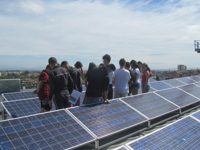 XERRADA. Passa't a la energia solar fotovoltaica