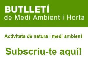 Butlleti de Medi Ambient