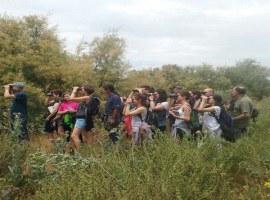 Imatge de la notícia Alt nivell de satisfacció entre els assistents a les Ecoactivitats