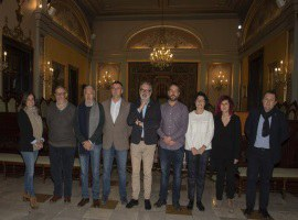 Antoni Chico i Josep Maria Coll, Premis Horta de Lleida 2019