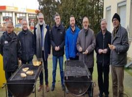 Arranquen els actes lúdics de la festa de Sant Antoni Abat