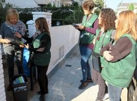 Ciutat Jardí i Vila Montcada disparen els seus índexs de reciclatge fins al 83% i redueixen en tres quartes parts els residus que van a l'abocador
