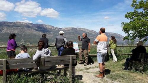 Imatge de la notícia Curs al Montsec per entendre la geologia de les terres de Lleida