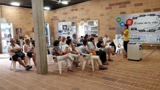 El Museu del Clima i la Ciència de Lleida acosta les energies renovables a la ciutadania