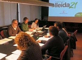 Imatge de la notícia El Pla de Treball de l'any 2018 de la Fundació Lleida 21 es centrarà en la gestió de projectes mediambientals i en la sensibilització ambiental de la ciutadania