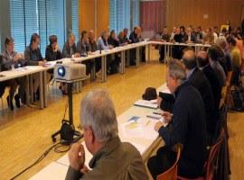 Imatge de la notícia El Pla del Riu Segre a Lleida centra el debat del II Fòrum sobre l'Aigua