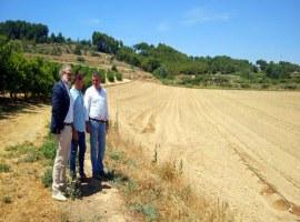 L'Ajuntament de Lleida avança en la millora dels serveis i les oportunitats econòmiques per l'Horta