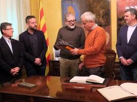 L'alcalde Fèlix Larrosa diu que l'Horta dóna a Lleida una personalitat que ens fa ser especials